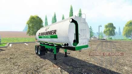 Zunhammer BiTrem pour Farming Simulator 2015