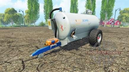 Galucho CG-6000 pour Farming Simulator 2015
