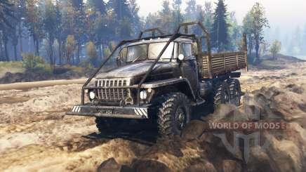 Ural 4320 v7.0 für Spin Tires