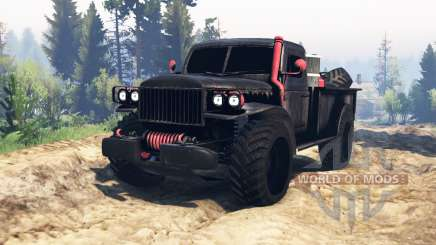 GTA V Bravado Duneloader v2.0 pour Spin Tires