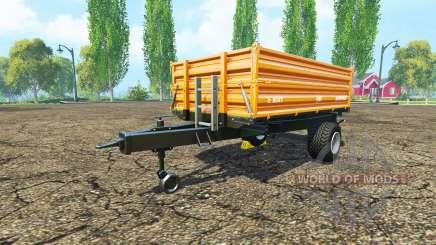 BRANTNER E 8041 manure für Farming Simulator 2015
