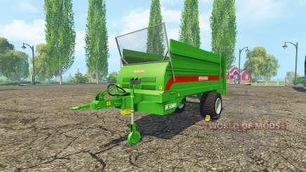 BERGMANN M 1080 für Farming Simulator 2015