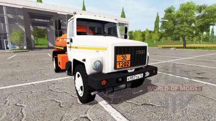GAZ 3309 v1 ATZ 4.9.1 für Farming Simulator 2017