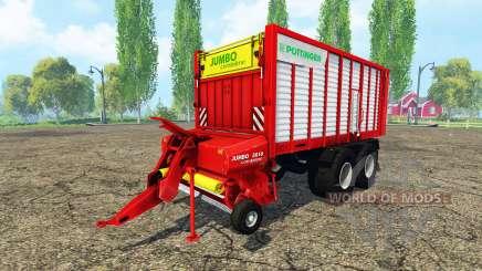 POTTINGER Jumbo 6010 für Farming Simulator 2015