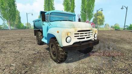 ZIL MMZ 555 v1.1 pour Farming Simulator 2015