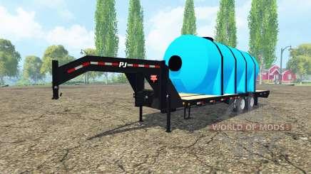 PJ Trailers fertilizer für Farming Simulator 2015