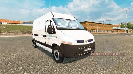 Renault Master pour Euro Truck Simulator 2