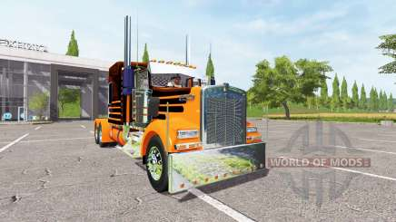 Kenworth W900 für Farming Simulator 2017