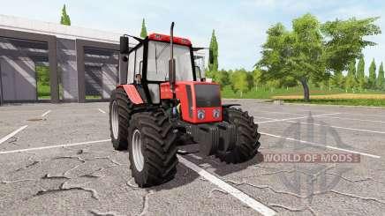 Biélorusse-826 v1.0.0.1 pour Farming Simulator 2017
