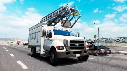 Avancée de la circulation v1.9 pour American Truck Simulator