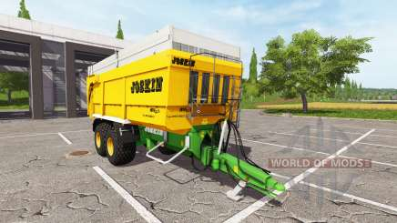 JOSKIN Trans-Space 7000-27 pour Farming Simulator 2017