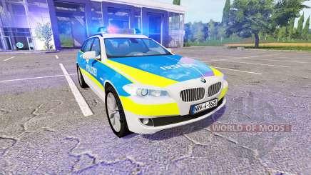 BMW 520d Touring (F11) NRW v2.0 für Farming Simulator 2017