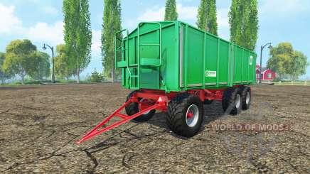 Kroger HKD 302 3-axis v1.3 für Farming Simulator 2015