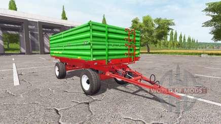 PRONAR T683-2 pour Farming Simulator 2017