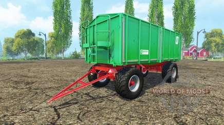 Kroger HKD 302 multifruit v1.1 für Farming Simulator 2015