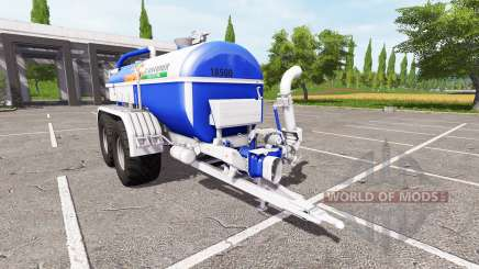 Zunhammer SKE 18.5 PUD Bullshit für Farming Simulator 2017