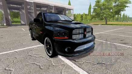 Dodge Ram SRT-10 für Farming Simulator 2017
