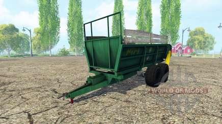 MTT 9 für Farming Simulator 2015