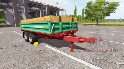 Farmtech TDK 900 v1.0.1 für Farming Simulator 2017