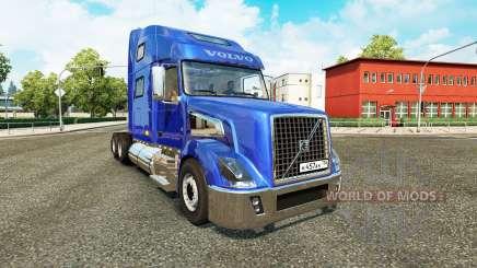 Volvo VT880 v1.2 pour Euro Truck Simulator 2