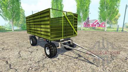 Conow HW 80 v0.9.2 für Farming Simulator 2015