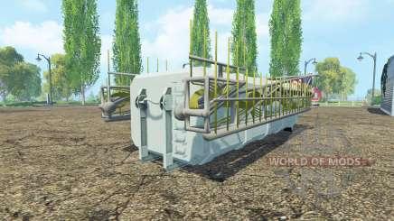 ITRunner Cistern liquid manure pour Farming Simulator 2015