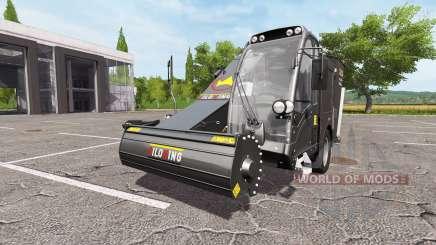 SILOKING SelfLine Compact 1612 black v1.3 für Farming Simulator 2017