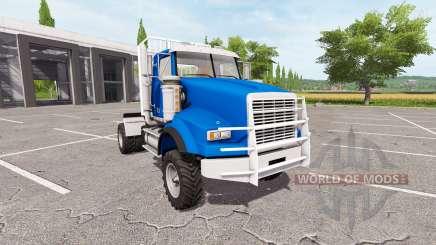 Lizard SX 210 Twinstar agro für Farming Simulator 2017