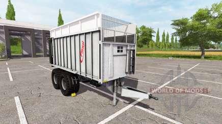 Fliegl TMK 266 Bull v1.1 pour Farming Simulator 2017