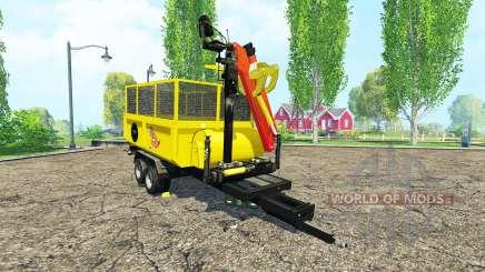 Separarately trailer v2.0 für Farming Simulator 2015