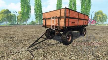 URSUS T57DR pour Farming Simulator 2015