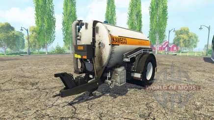 Kaweco Double Twin Shift v2.0 für Farming Simulator 2015
