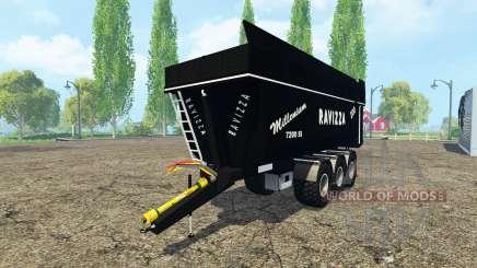 Ravizza Millenium 7200 v1.2 für Farming Simulator 2015