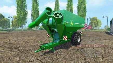 HORSCH Titan 34 UW John Deere pour Farming Simulator 2015