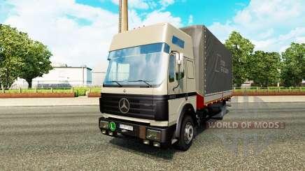 Mercedes-Benz 1853 Tandem v1.21 pour Euro Truck Simulator 2