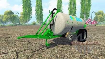 Bauer VB60 pour Farming Simulator 2015