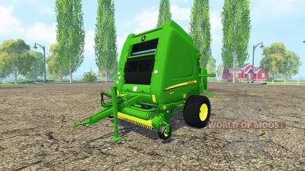 John Deere 864 Premium pour Farming Simulator 2015