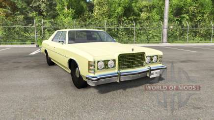 Ford LTD 1975 v1.1 pour BeamNG Drive