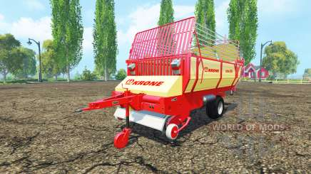 Krone Turbo 2500 für Farming Simulator 2015
