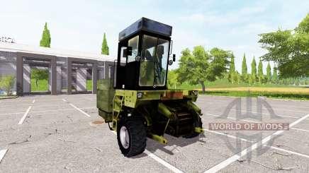 Fortschritt E 281 für Farming Simulator 2017