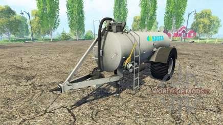 Bauer pour Farming Simulator 2015