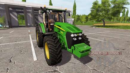 John Deere 7930 v2.1 pour Farming Simulator 2017