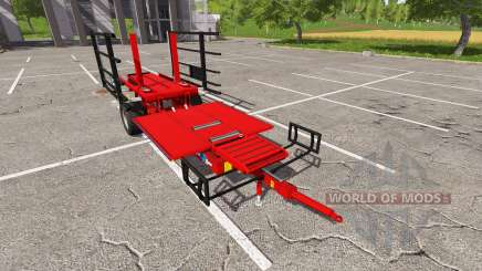 Reman Balestacker 1018R pour Farming Simulator 2017