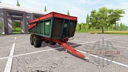 Lyonnet pour Farming Simulator 2017