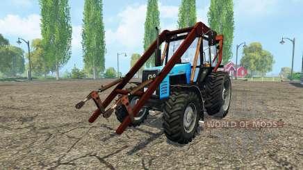 MTZ 1221В.2 v2.1 für Farming Simulator 2015