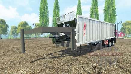 Fliegl ASS 2101 pour Farming Simulator 2015