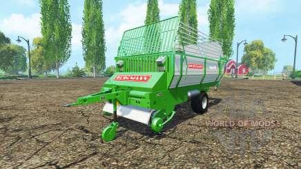BERGMANN Forage 2500 pour Farming Simulator 2015