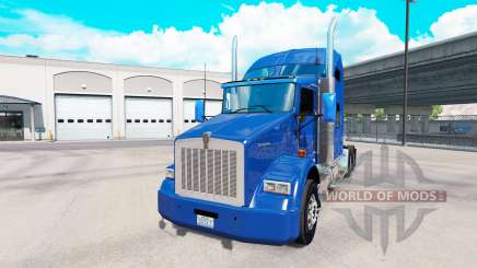 Kenworth T800 v0.5.4 für American Truck Simulator