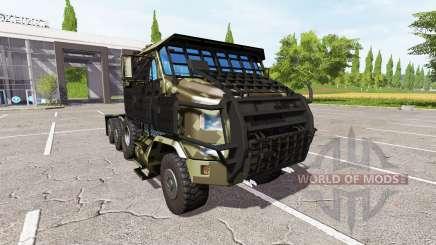Oshkosh HET (M1070) armored pour Farming Simulator 2017
