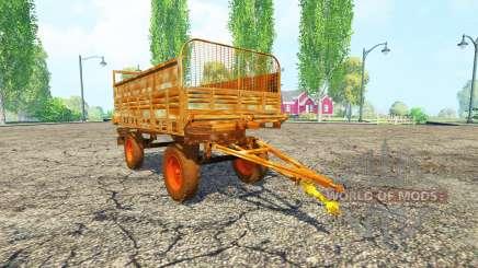 Fortschritt T087 v1.1 für Farming Simulator 2015